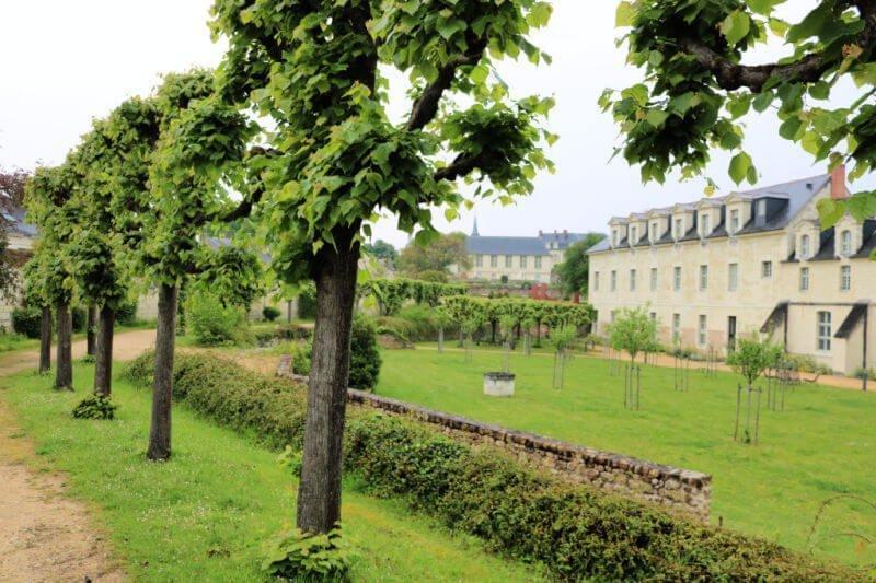 Jardines de los monasterios