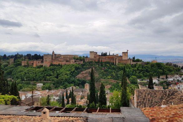 No quedan entradas de la Alhambra, qué hago