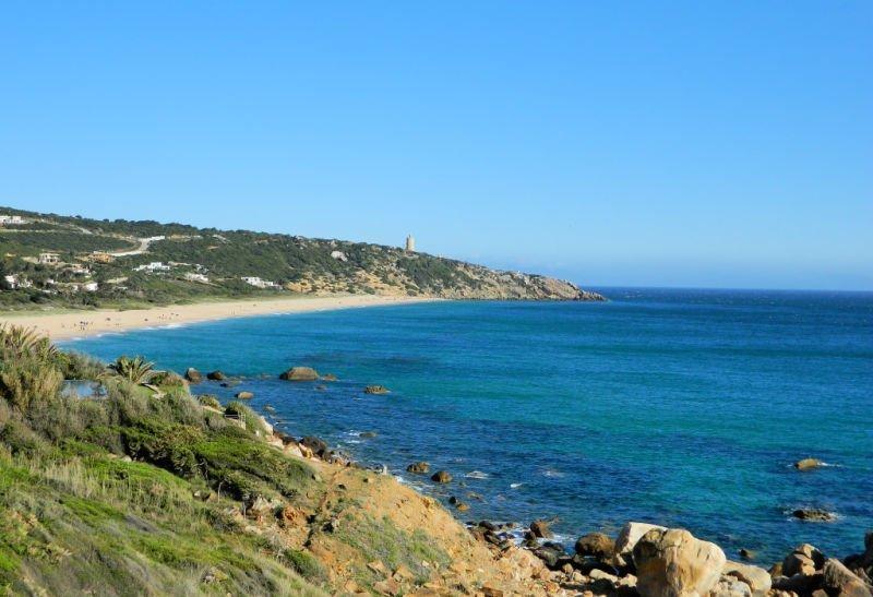 Playa de los Alemanes - Una de las mejores playas de Cádiz
