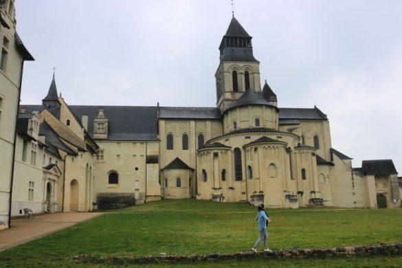 Qué ver en la Abadía de Fontevraud