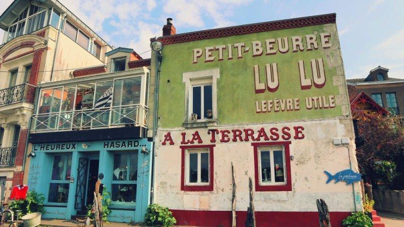 Trentemoult, el barrio de los pescadores de Nantes