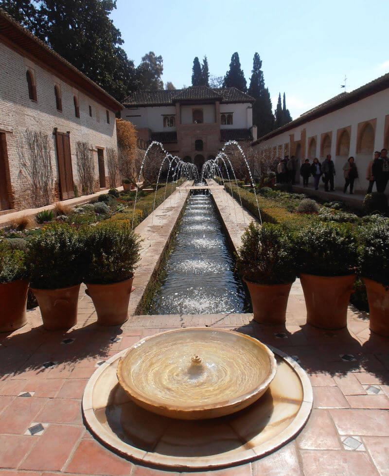 Visitar la Alhambra, entradas