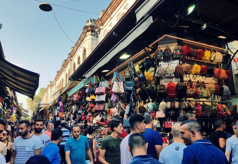 Bazares de compras - Qué ver en Estambul