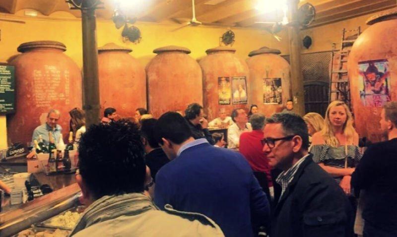 Casa Morales - Bares en Sevilla
