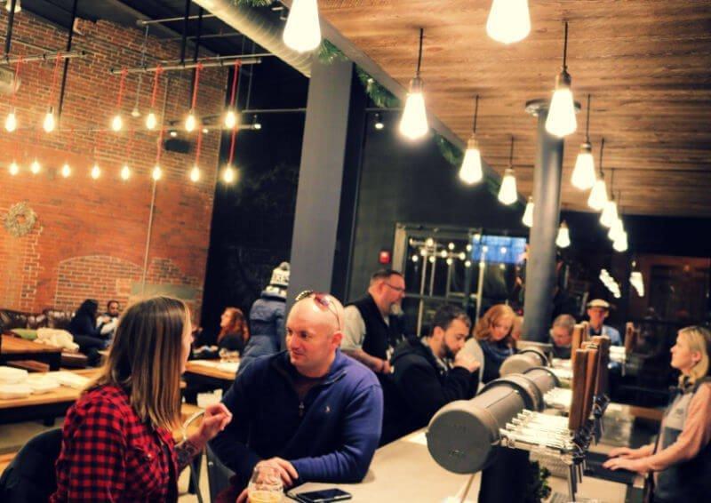 Cervecería Samuel Adams - Qué hacer en Boston