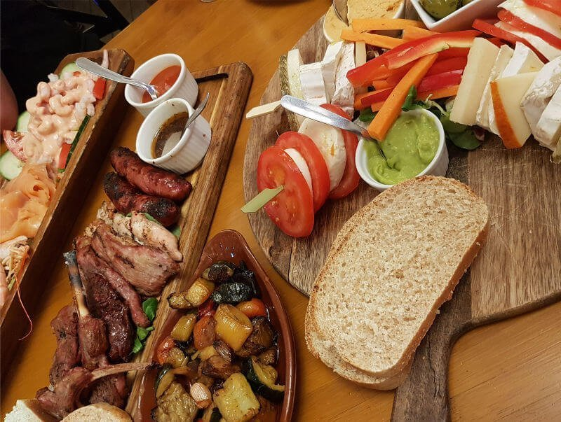 Dónde comer en Gibraltar