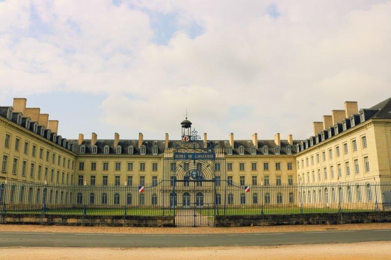 Escuela de Caballería de Saumur