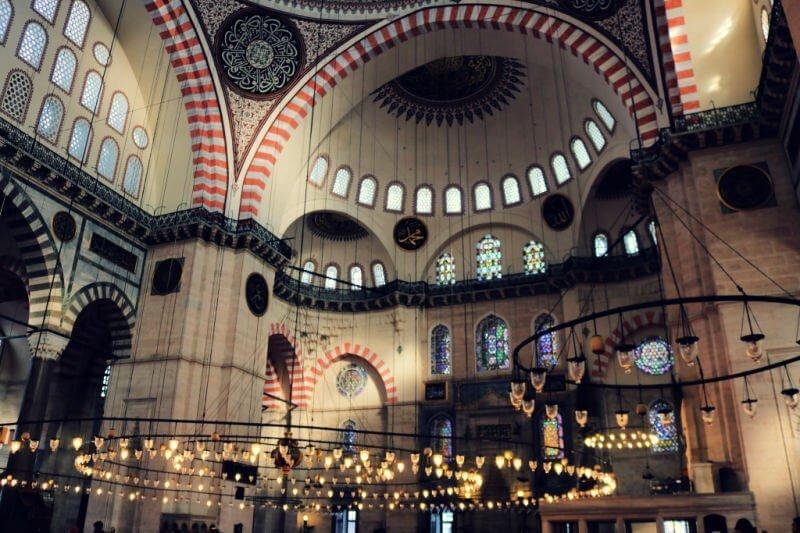 Mezquita de Suleymaniye - Visitas en Estambul