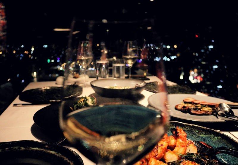 Mikla, el mejor restaurante para una cena especial - Qué ver enEstambul