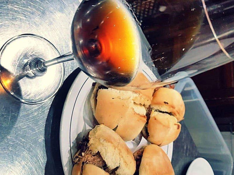Montaíto de pringá - Bares en Sevilla donde comer