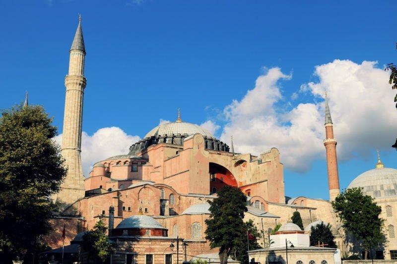 Santa Sofia, monumento más importante de Estambul