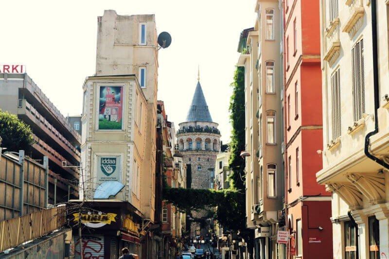 Torre de Gálata, el monumento de Estambul con mejores vistas