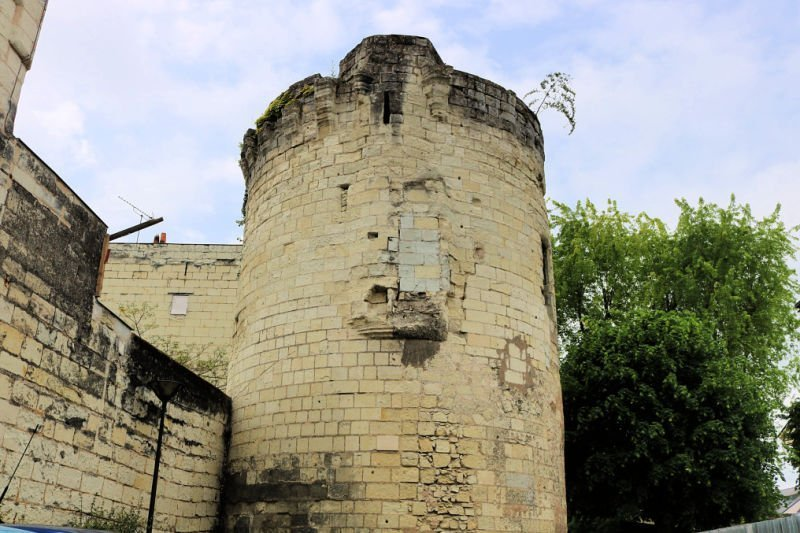 Torres medievales de Saumur