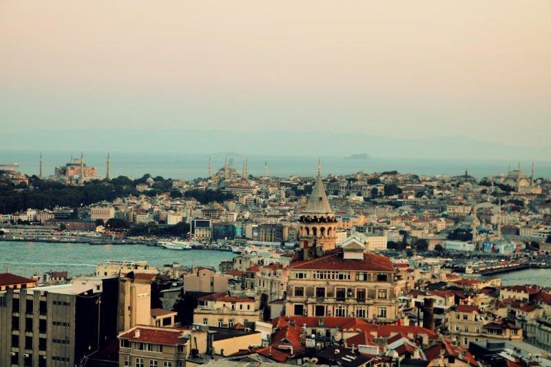 Vistas de Estambul, la capital de Turquía - Qué ver en Estambul