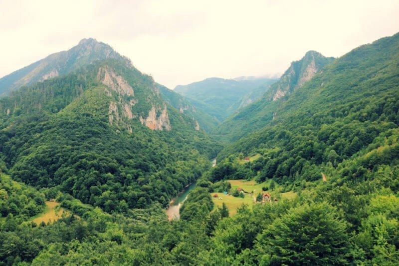 Reserva Natural de Durmitor