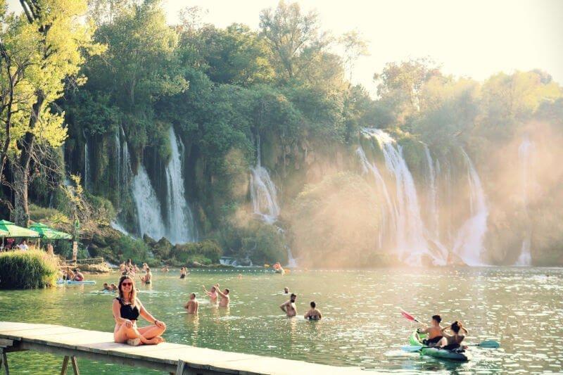 Naturaleza en Bosnia