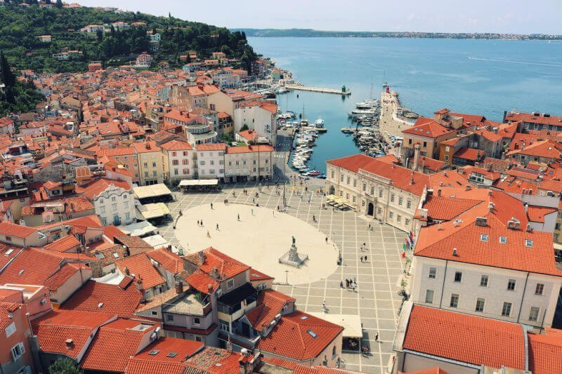 Qué ver en Pirano, la ciudad más bonita de la costa de Eslovenia