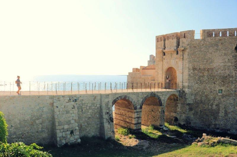 Castillo de Maniace - Qué ver en Siracusa