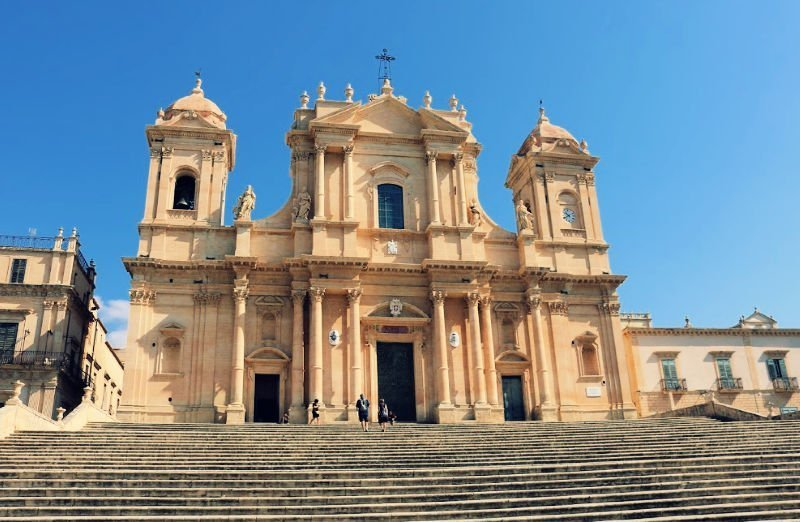 Catedral de Noto, barroco siciliano