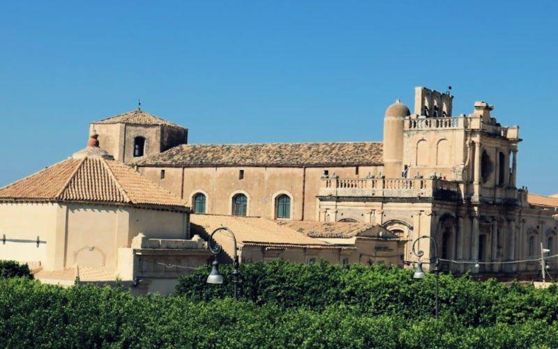 Chiesa di San Carlo al Corso - Qué ver en Noto