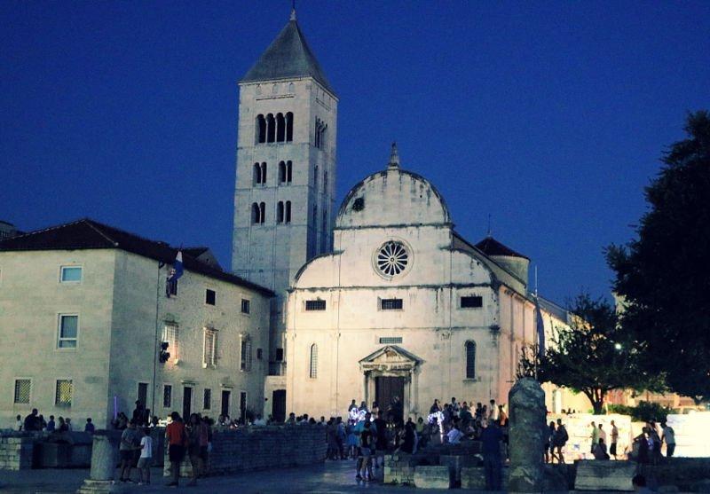 Iglesia de Santa María de Zadar