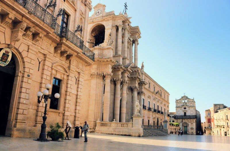 Siracusa una parada imprescindible en un viaje a Sicilia
