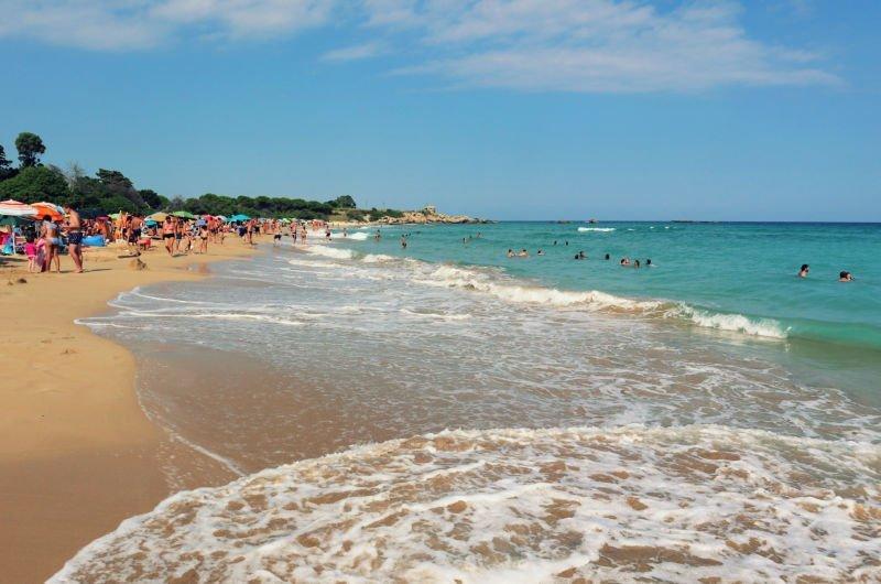 Playas cerca de Siracusa: Marchesa di Avola