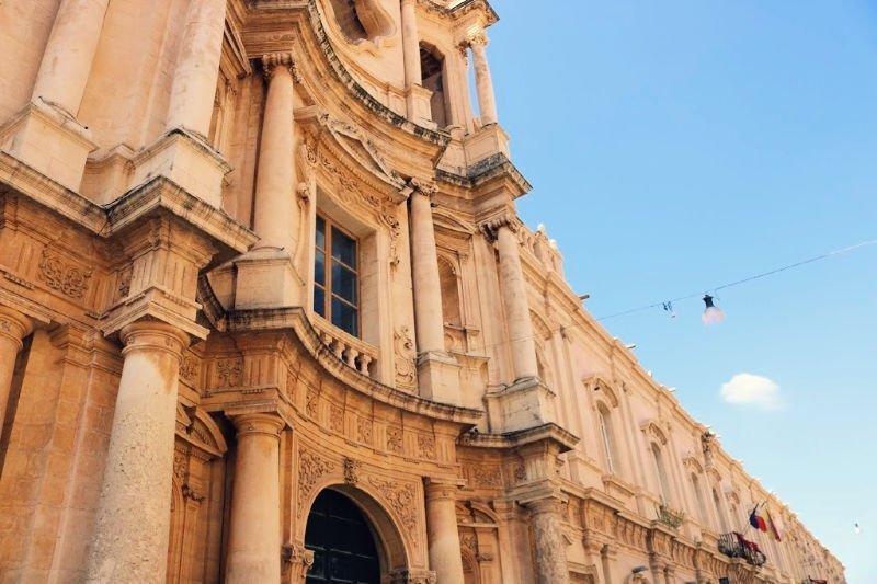 La mejor granita de Sicilia en Noto