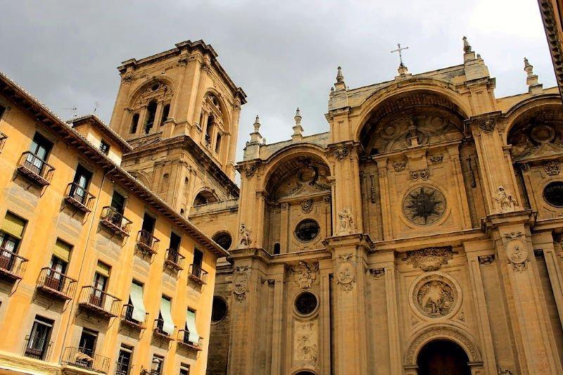 Catedral de Granada, uno de sus monumentos principales