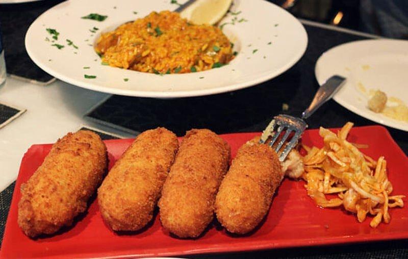 Dónde comer en Granada: Los Manueles
