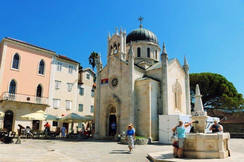 Herceg Novi medieval en Montenegro