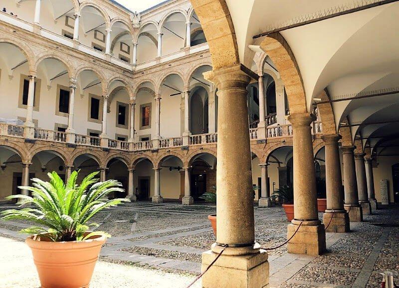 Palacio de los Normandos - Visitas de Palermo