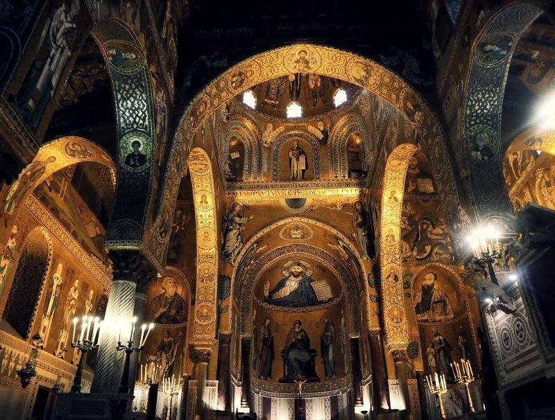Qué ver en Palermo: Capella Palatina