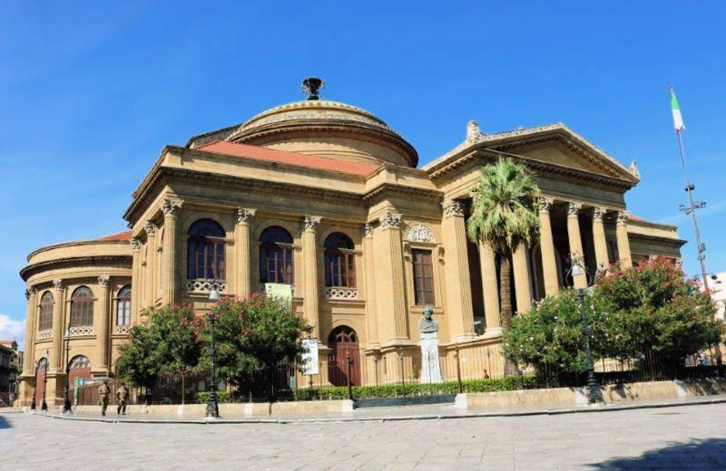 Teatro Massimo - Qué ver en Palermo