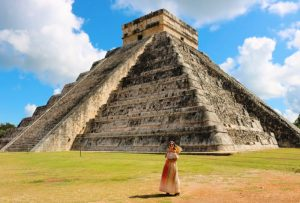 Chichen Itzá, Viajar a México