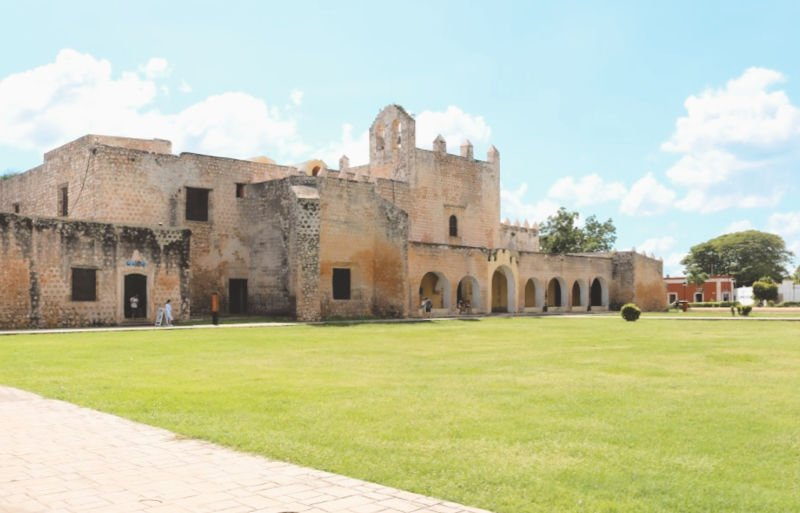 Convento de San Bernardino de Siena en México
