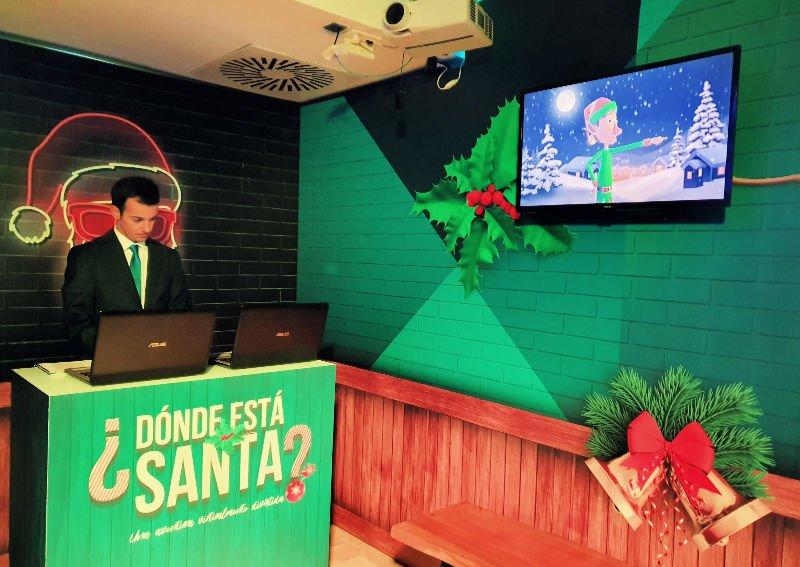 Escape Room de Navidad en Sevilla