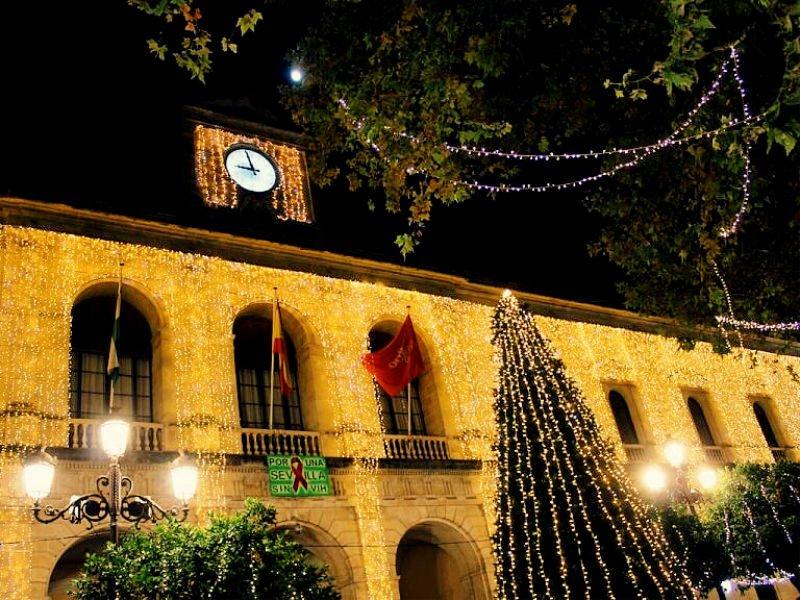 Luces de Navidad 2019 en Sevilla