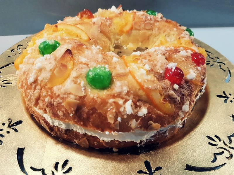 Mejor roscón de Reyes de Sevilla