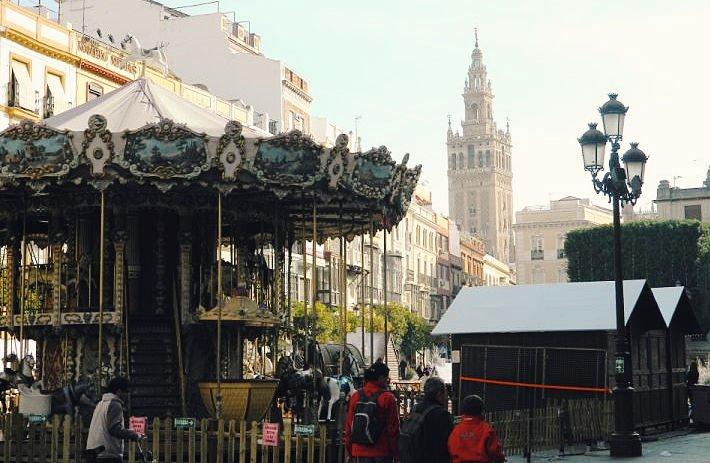 Planes para Navidad 2019 en Sevilla