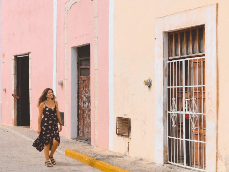 Qué hacer en Valladolid, pasear por sus calles de colores