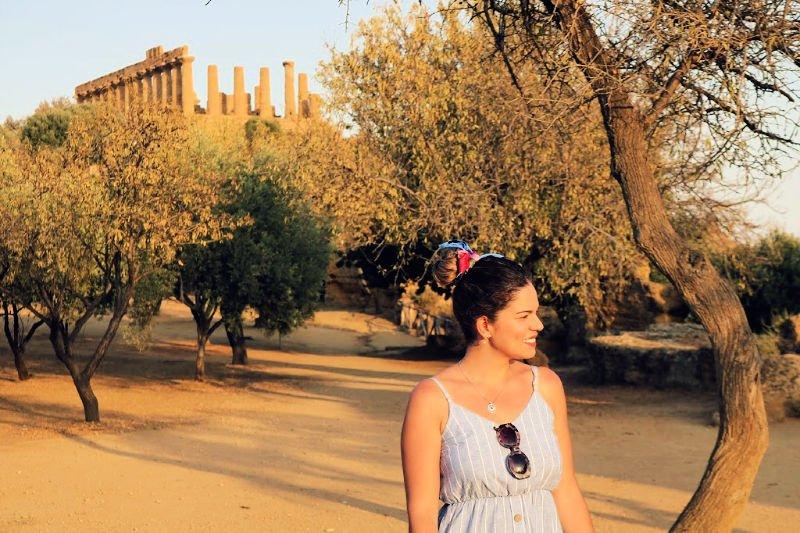 Templo de Juno en el Valle de los Templos