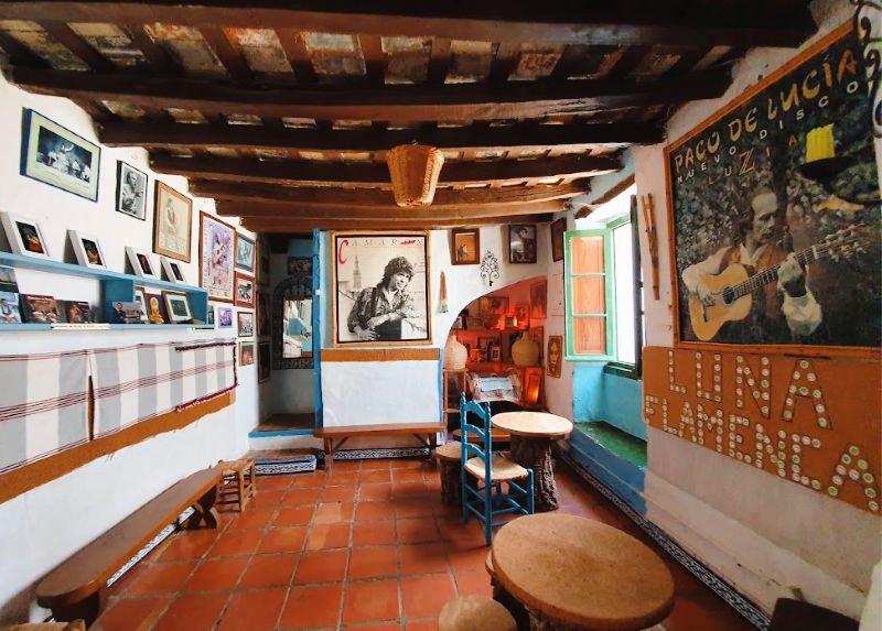 Peña flamenca y su famoso festival de verano en Castellar de la Frontera