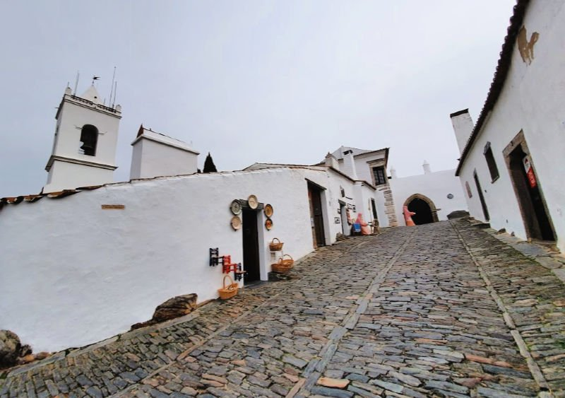 Tiendas de artesanía de Portugal - Monsaraz