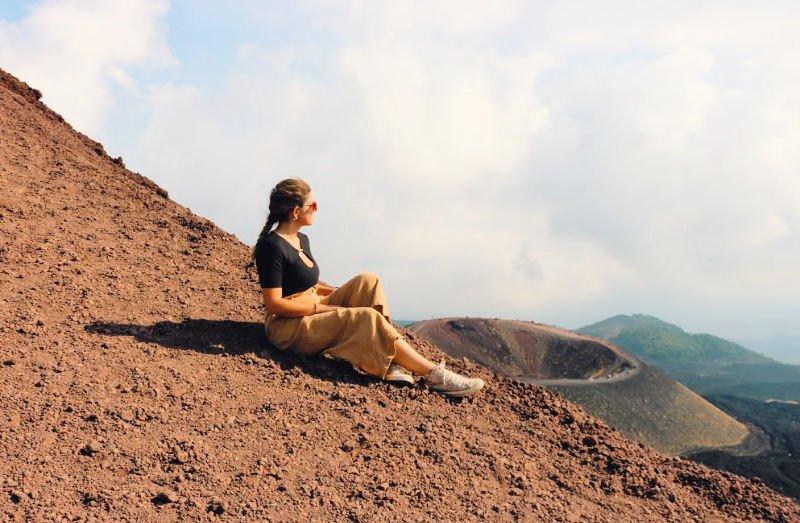 El alucinante volcán Etna, de lo mejor de un viaje a Sicilia