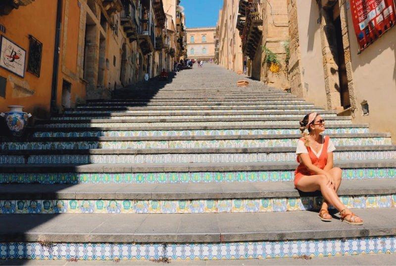 La cerámica de Caltagirone atrae al turismo en Sicilia