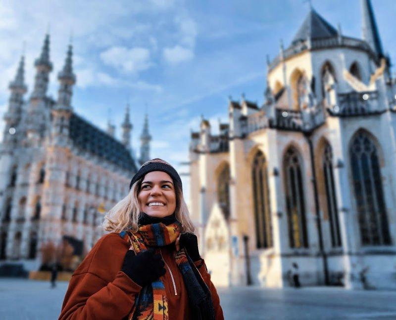 Lovaina es una de las ciudades más bonitas cerca de Bruselas