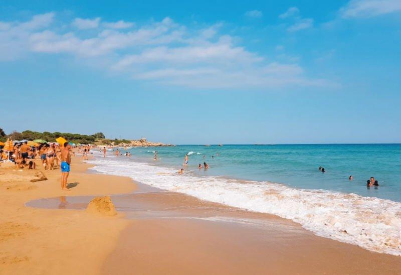 Mejores playas de Italia en familia