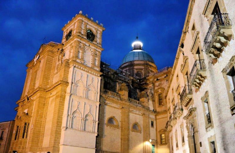 Piazza Armerina es un lugar tranquilo y siciliano
