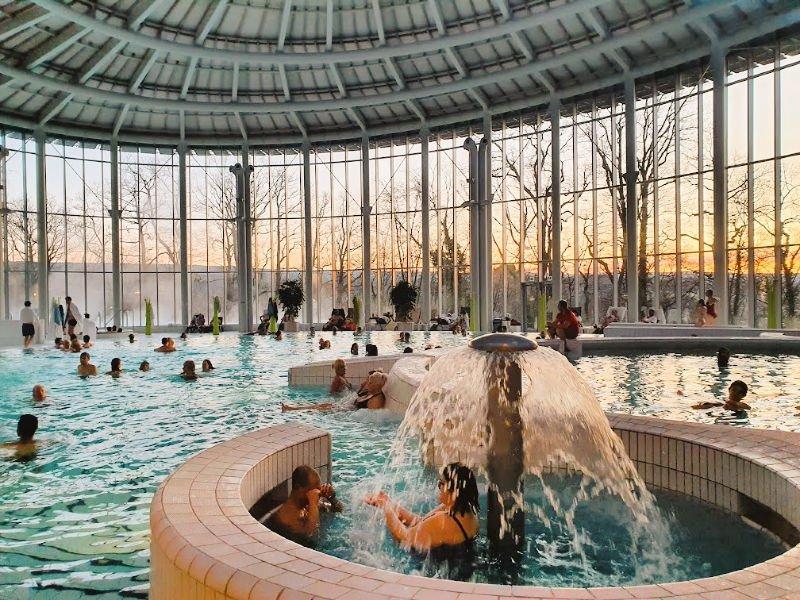Spa y su balneario de aguas termales en Bélgica